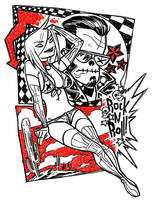 Rock n Roll by illustrated1