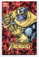 thanos by illustrated1