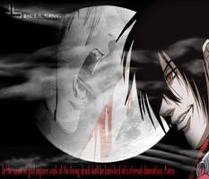 Hellsing by XadV