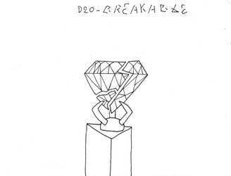 Inktober D20 - Breakable by ArwenAngelis