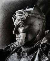 Knightmare Batman (Ben Affleck) by AkshatSH