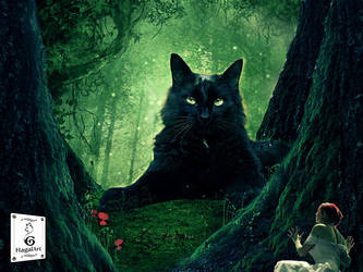 Guardian of the forest by Hagalaz13