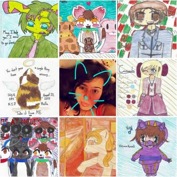 Art vs Artist by Meli-chan3