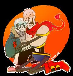 hug the smol by mikarons