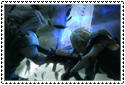 FFVII AC- Stamp by kairiSparda