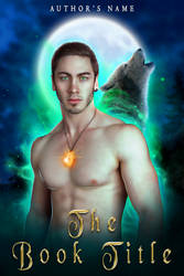 The Werewolf (Book Cover Entry) by Amanda-Kulp