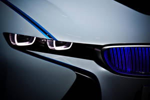 BMW Vision Headlights by Linkineos