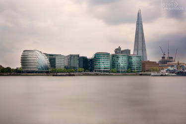 The Shard by Linkineos