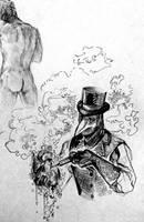 Poison - Inktober 3 by Hashiara