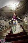 Princess Zelda, Twilight Princess by francescadani