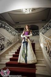 Princess Zelda (Twilight Princess) by francescadani