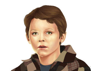 Child Hero - sketch by BakaSara