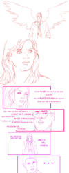 Dean/Cas genderswap by BakaSara