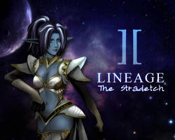 lineage wallpaper by Caley-san
