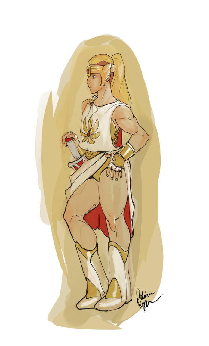 She-ra by missveryvery