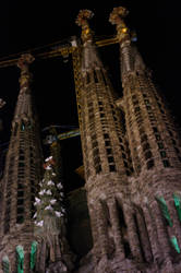 Sagrada Familia Barcelona by F2GBcn