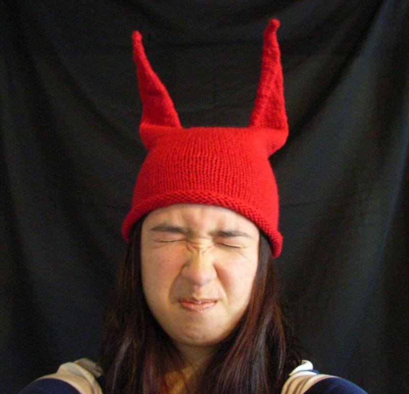 red devil by nyankorita