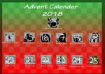 .: Advent Calendar 2018 - (11/12 OPEN) :. by WinchesterFoxx