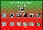 .: Advent Calendar 2018 - (11/13 OPEN) :. by WinchesterFoxx