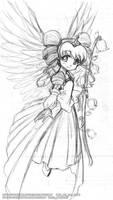 Princesa Iris by TheDrBlue