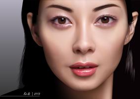 Japanese Beauty by Koen-Edward