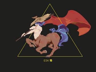 Centaure by OtaOtaTsuji