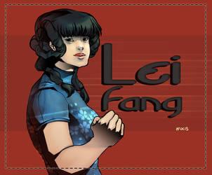 Lei fang by OtaOtaTsuji