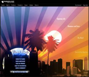 My Myspace Page by rhodeder