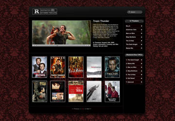 RedBandTrailers.tv Design by rhodeder