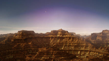 Barren World by rhodeder