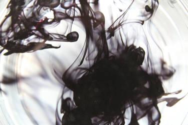 Ink in Water 1 by starflyer3000