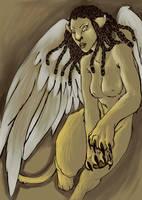 sphinx by lasuricata