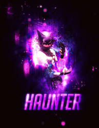 Haunter Cosplay Remix by DaNoTomorrow