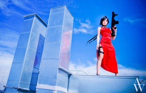 Ada Wong (Resident Evil) II by AndyWana