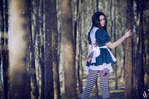 Madness Within - Alice: Madness Returns by AndyWana