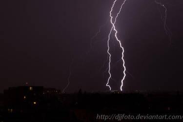 Wroclaw by night 1 by DjjFoto