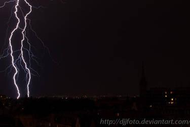 Wroclaw by night 2 by DjjFoto