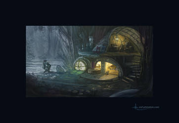 Home by coMceptArt971