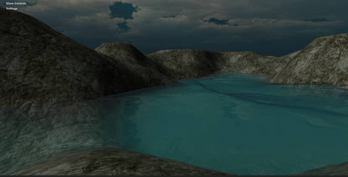 Water Simulation by RC-1290