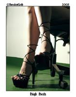 High Heels by swedengoth