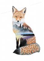 Fox Dreams by michellefaberart