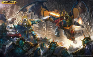 Realmgate Wars by BillCreative