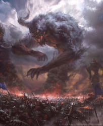 Horrors of War by BillCreative