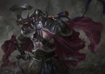 Viking by BillCreative