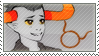 Stamp: Tavros by Michiru-Mew