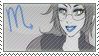 Stamp: Vriska by Michiru-Mew