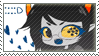 Stamp: Vriska chibi by Michiru-Mew