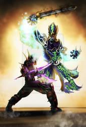 WOW: Assassin's Doom by MaHenBu