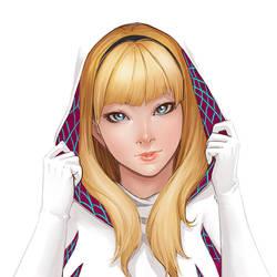Gwen by MaHenBu