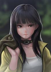 Takako Chigusa by MaHenBu